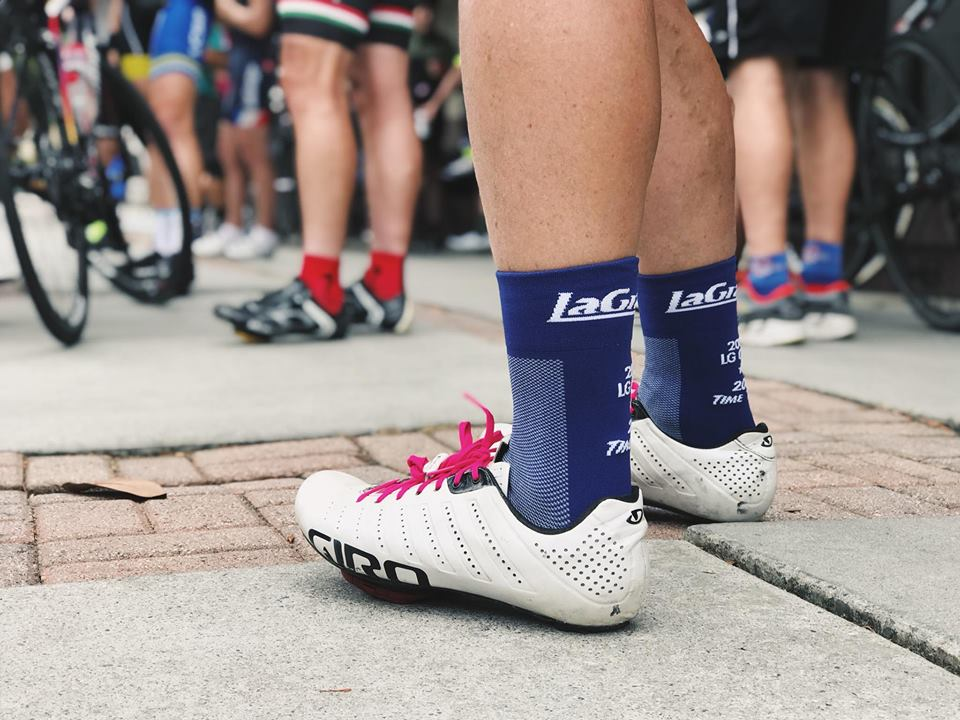 Last chance to get your free 2017 La Grange Cup socks is coming up at the Piuma Hill Climb...