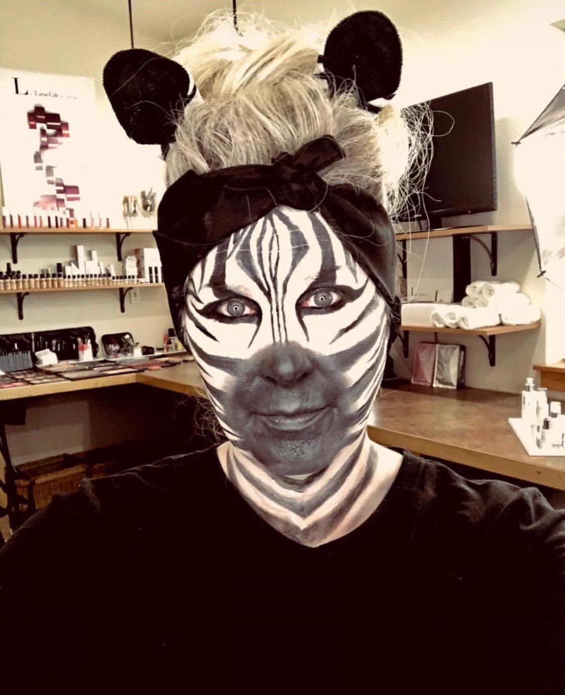 Zebra ~ Sherri Collins