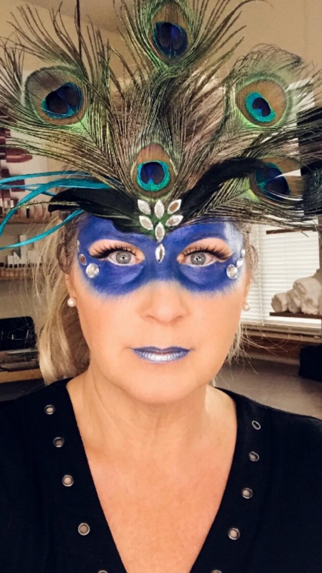 Mrs. Peacock ~ Sherri Collins