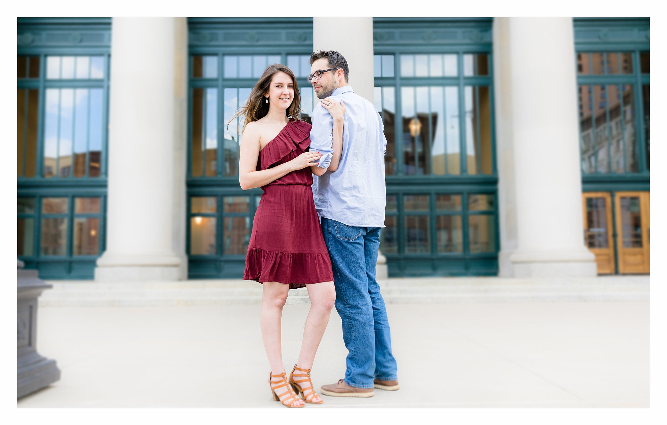 St. Paul MN Engagement Photography