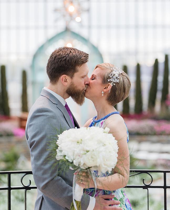 marjorie mcneely weddings