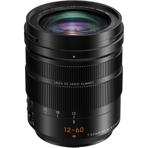 New 12–60mm f/2.8–4 lens