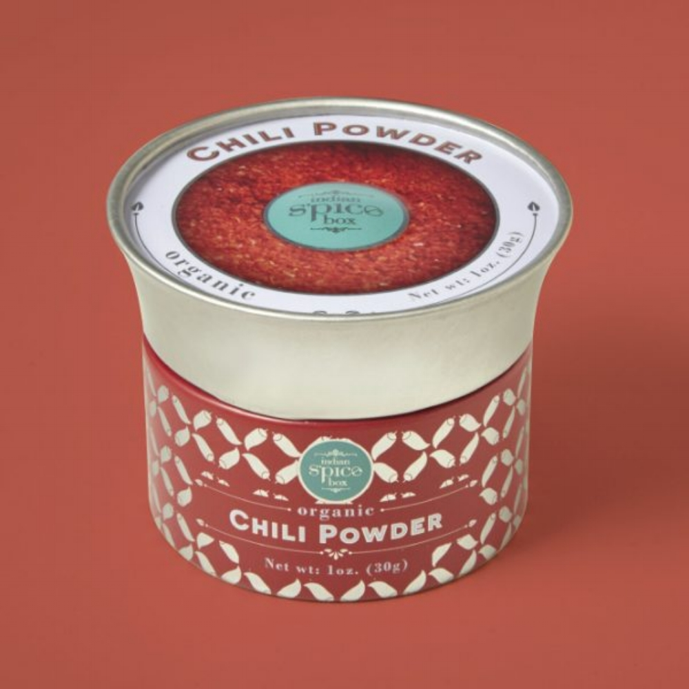 Spice Tin: Chili Powder