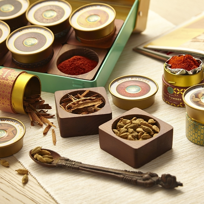 Indian Spicebox