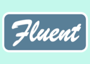 Fluent was started by Daniel Luff, who contracted me as his Digital Communication Designer and Developer. The company is an online English language skills development course. Essentially, it is designed to give English learners a space to practice English with people who are at the same level of fluency as they are, with no pressure and with plenty of feedback and encouragement.