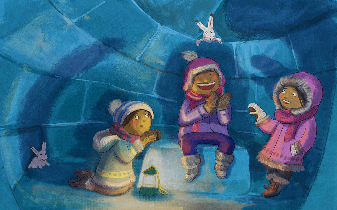 """""""Recess in the Dark"""" by Kalli Dakos, illustrated by Erin Mercer and published by DC Can Ed"""