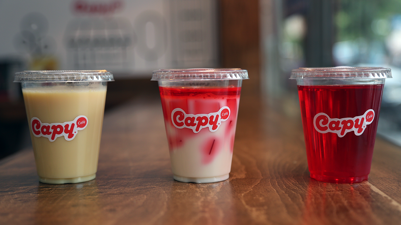 Capy Desserts
