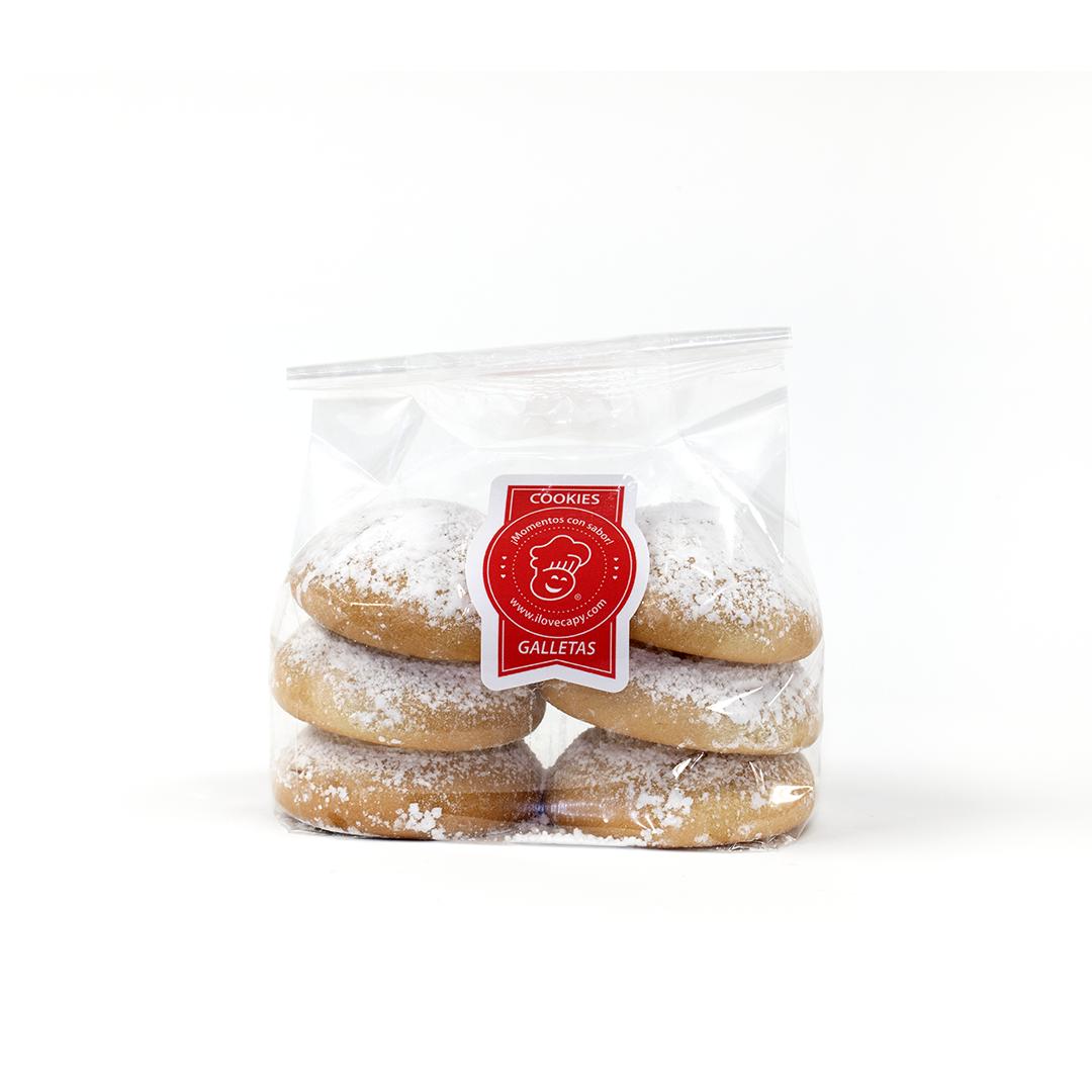 Capy Natas  Cream cookies