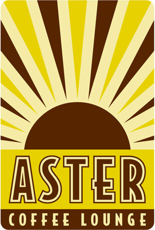 Aster Coffee final logo