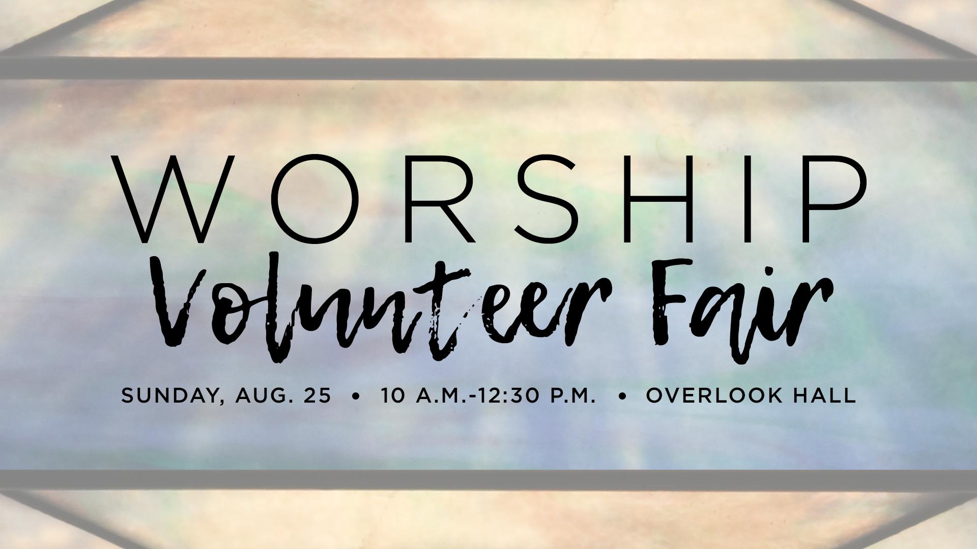 Worship Volunteer Fair.jpg
