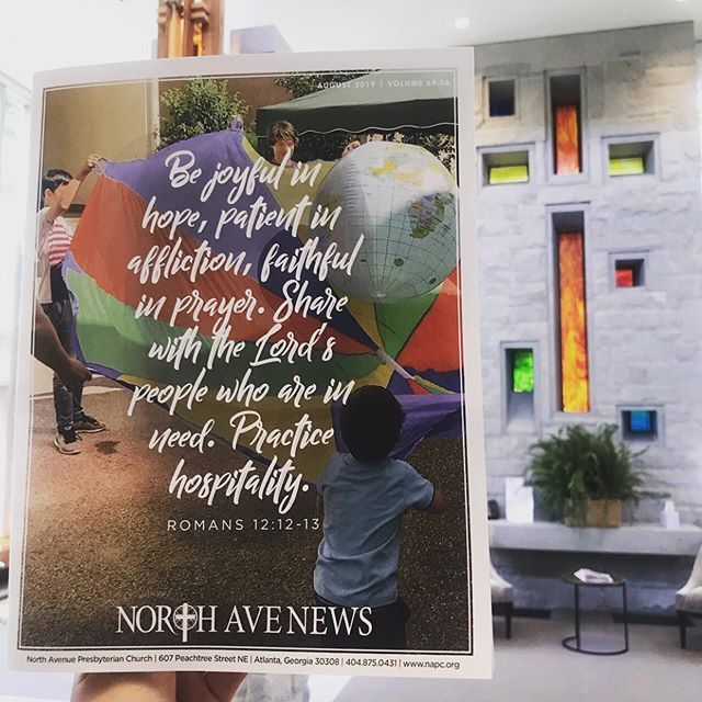 Be sure you stay in the know on all that has, is, and will happen at North Avenue by reading our August Newsletter!