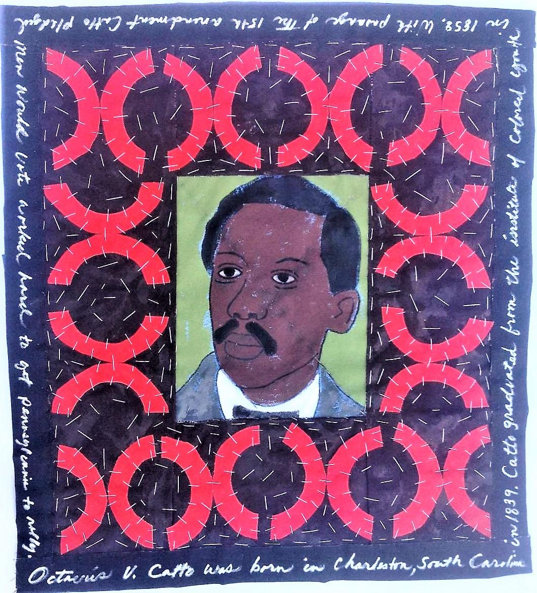 Octavius Valentine Catto was a black educator, intellectual, and civil rights activist in Philadelphia. -