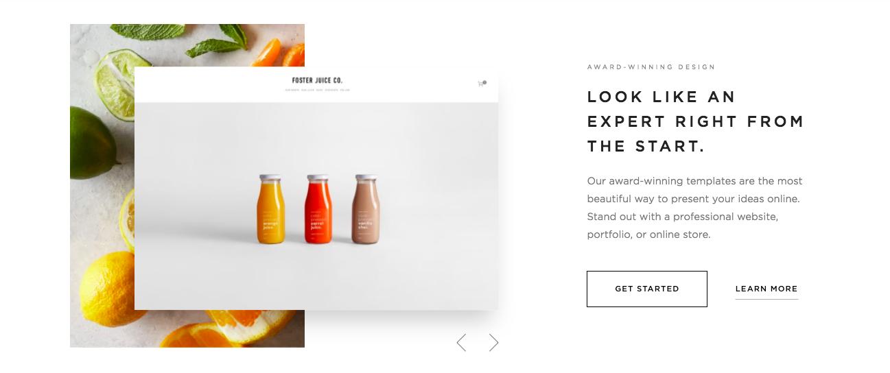Squarespace Website Design   Honey Pot Digital