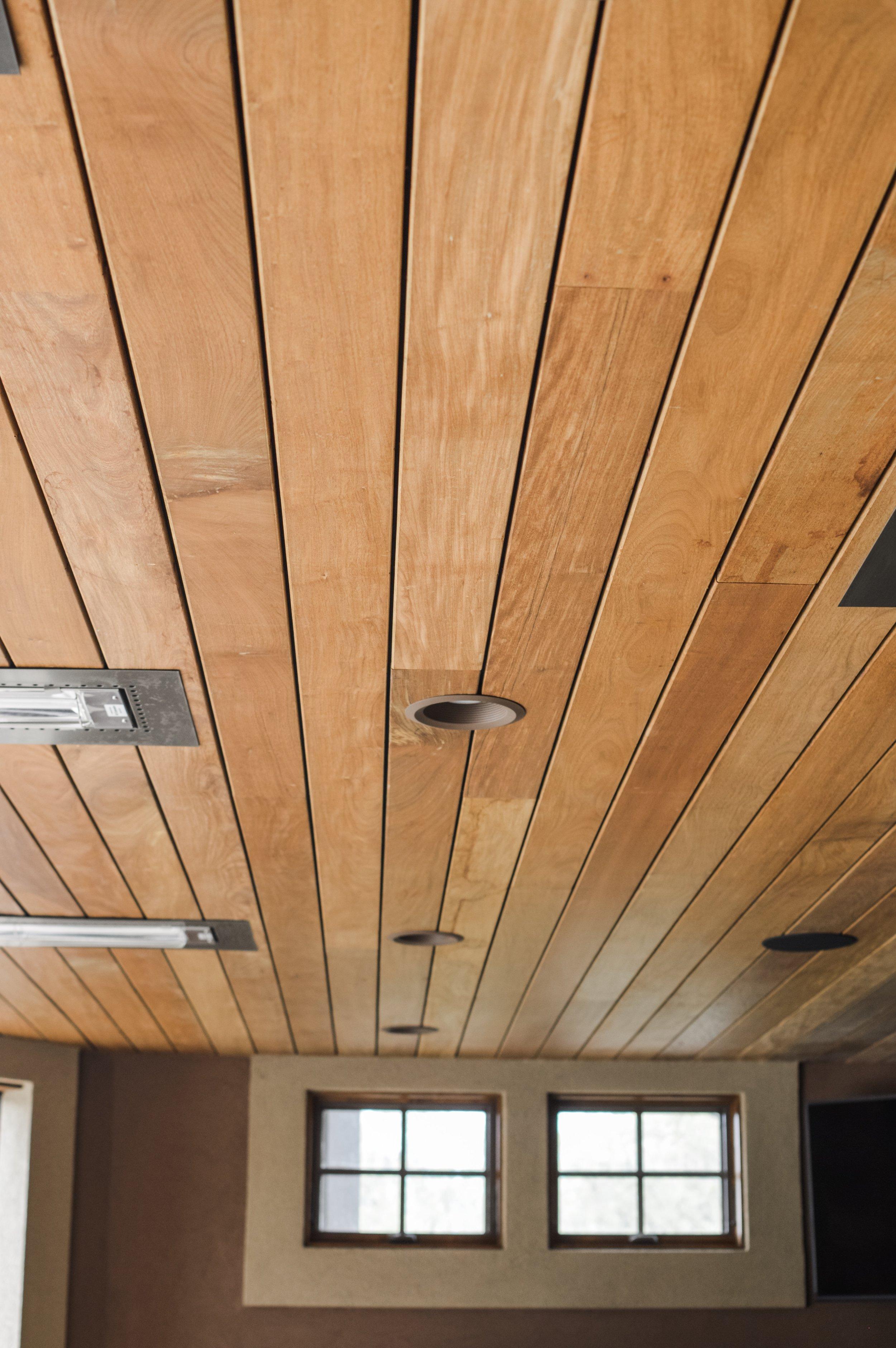 Decking + Cabana (Ceiling)