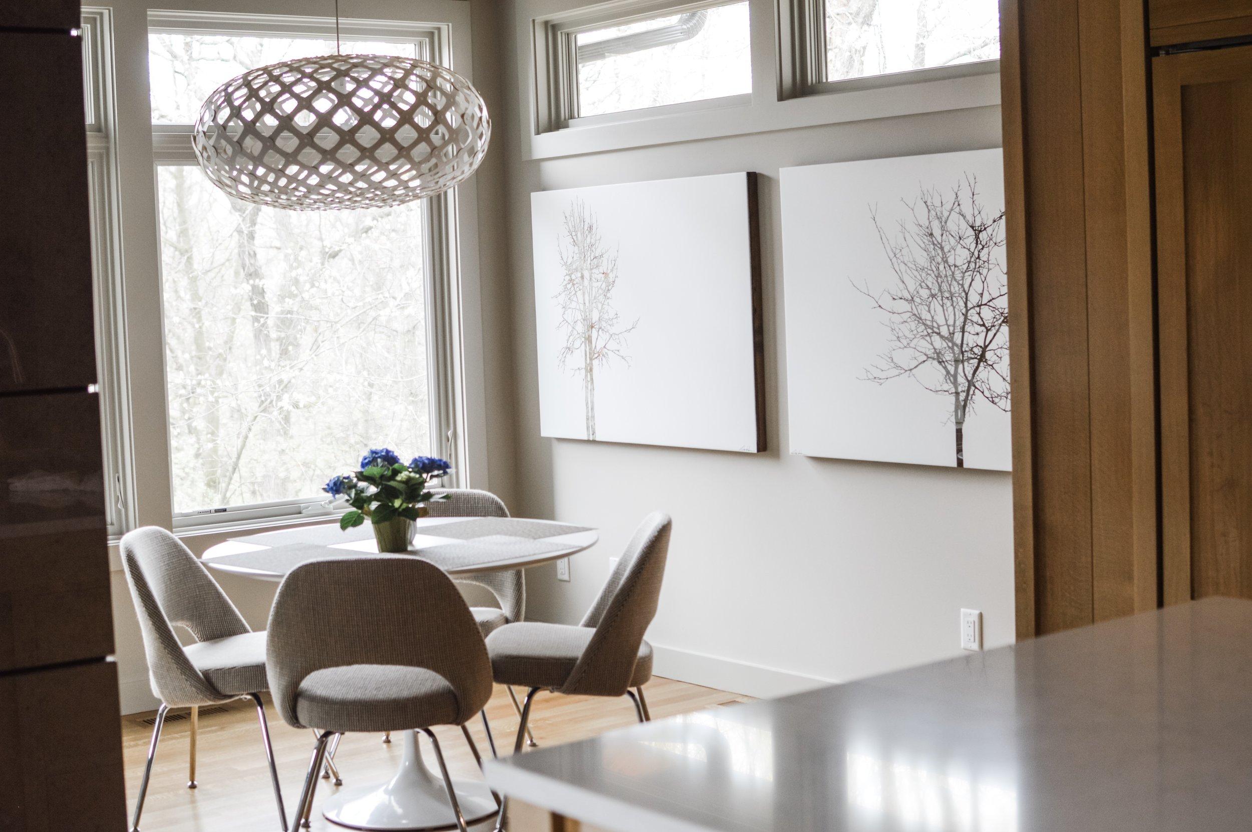 Sun Room + Kitchen Addition