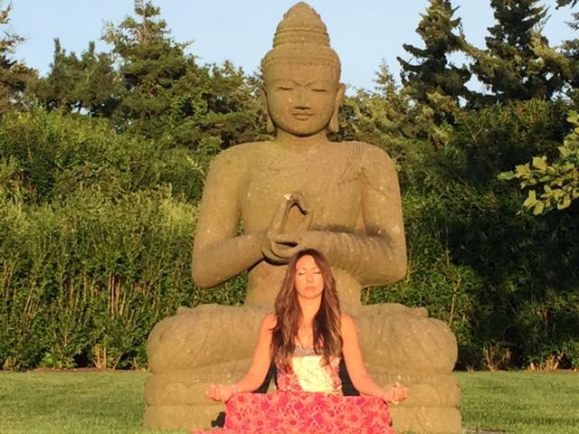 Dimitria Stevenson Spiritual Fitness
