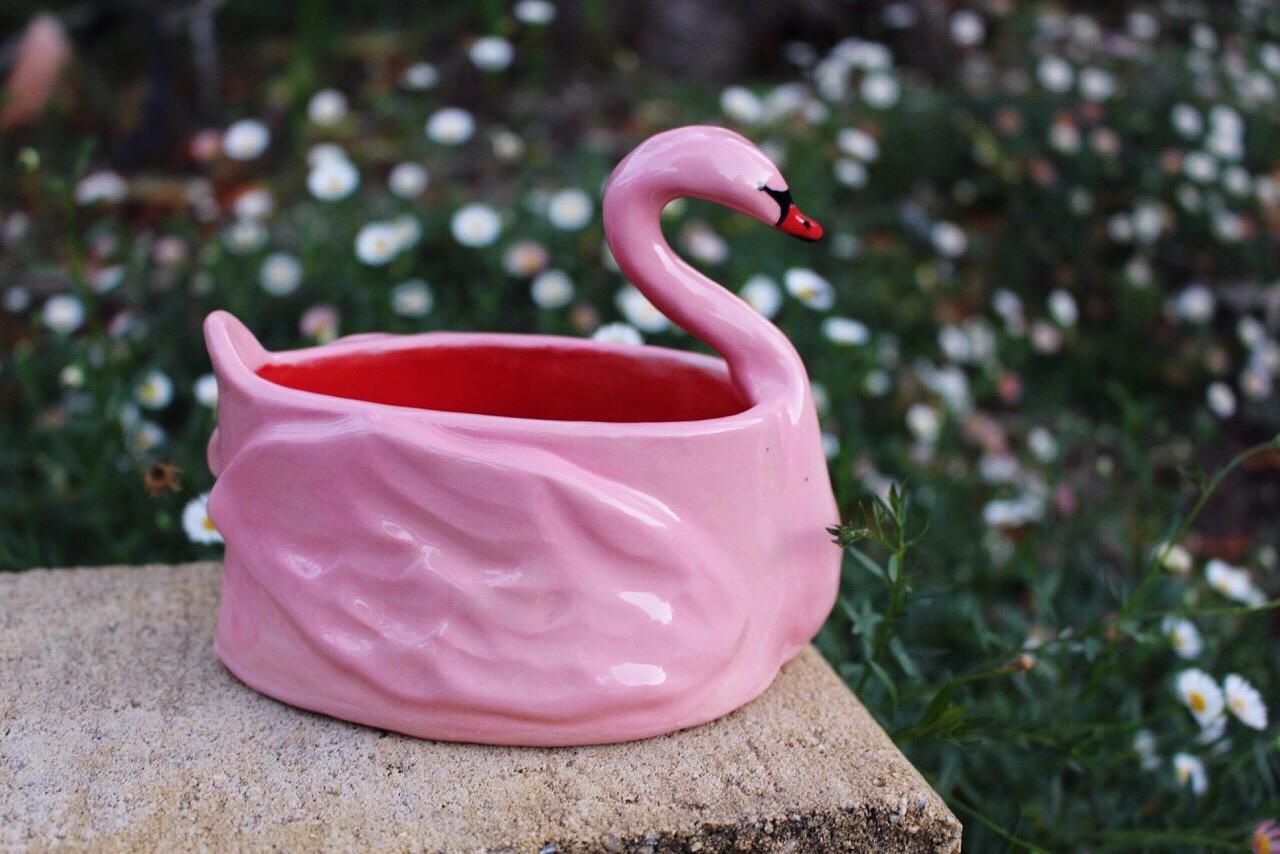 111 rosa pink swan fired.jpg