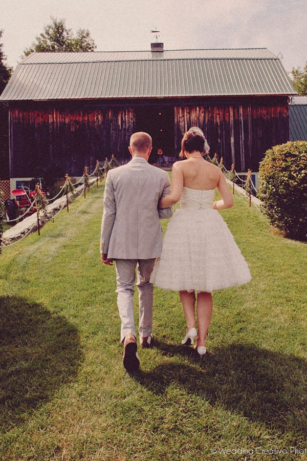 barn - michigan barn wedding