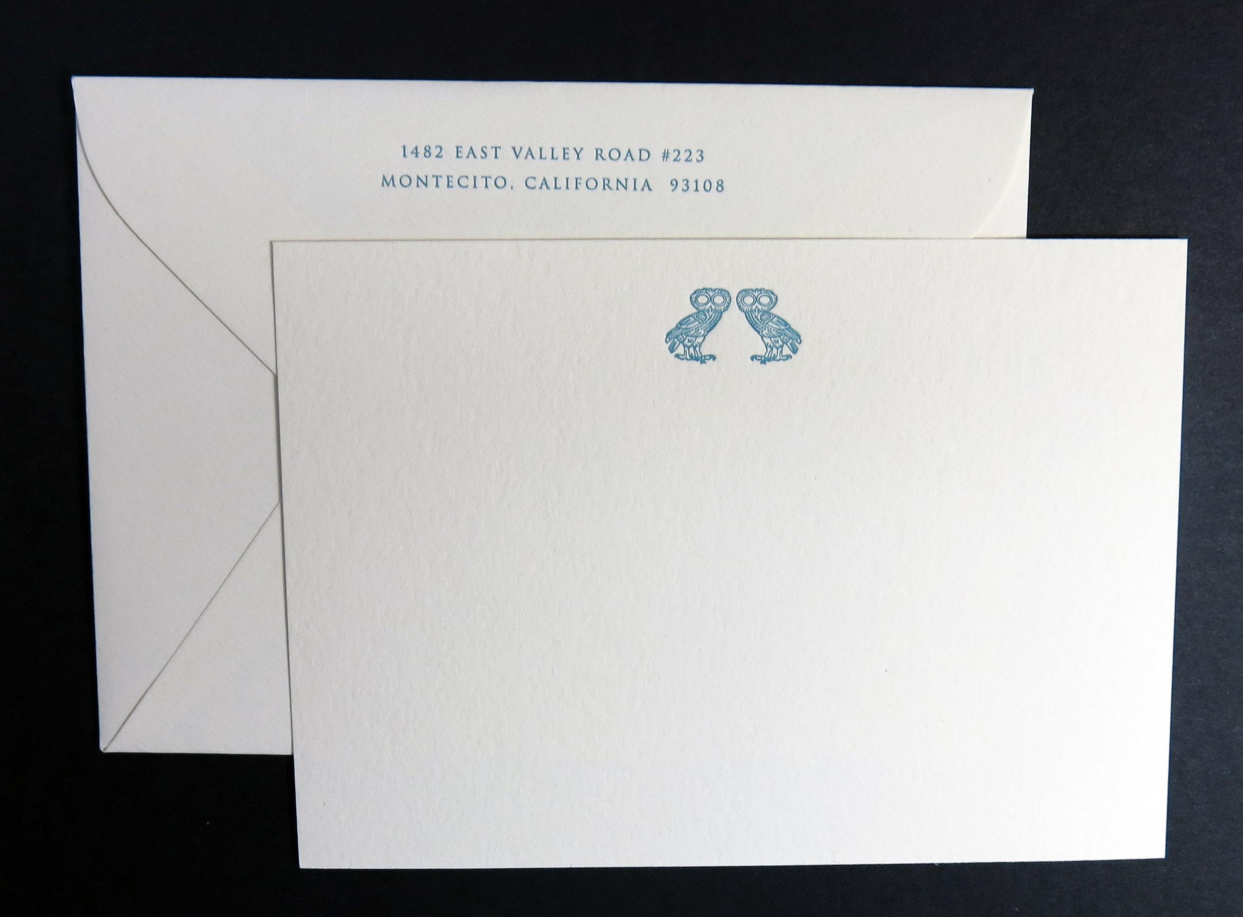 Kim Philips Owl Notecards.jpg
