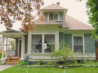 Residential Housing & Garages -