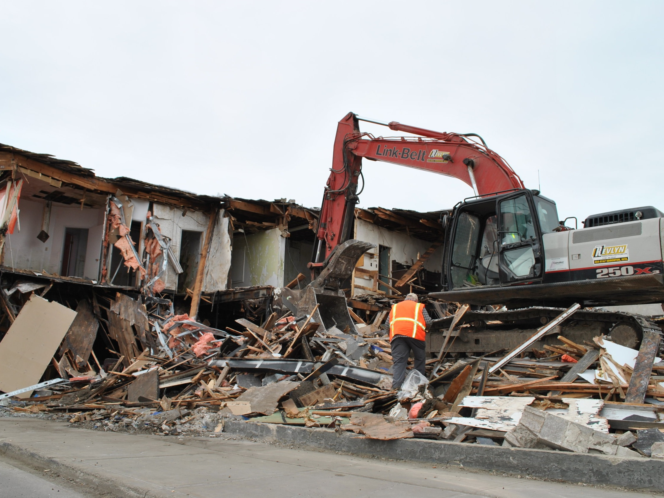 Section 34 Demolitions -
