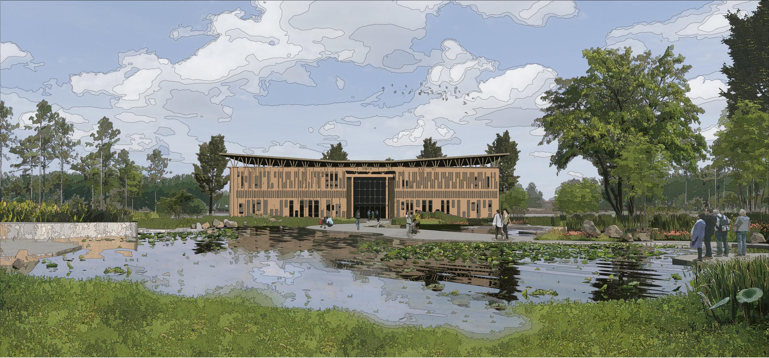 Jardin Botanique - Phytorestore, Thierry Jaquet