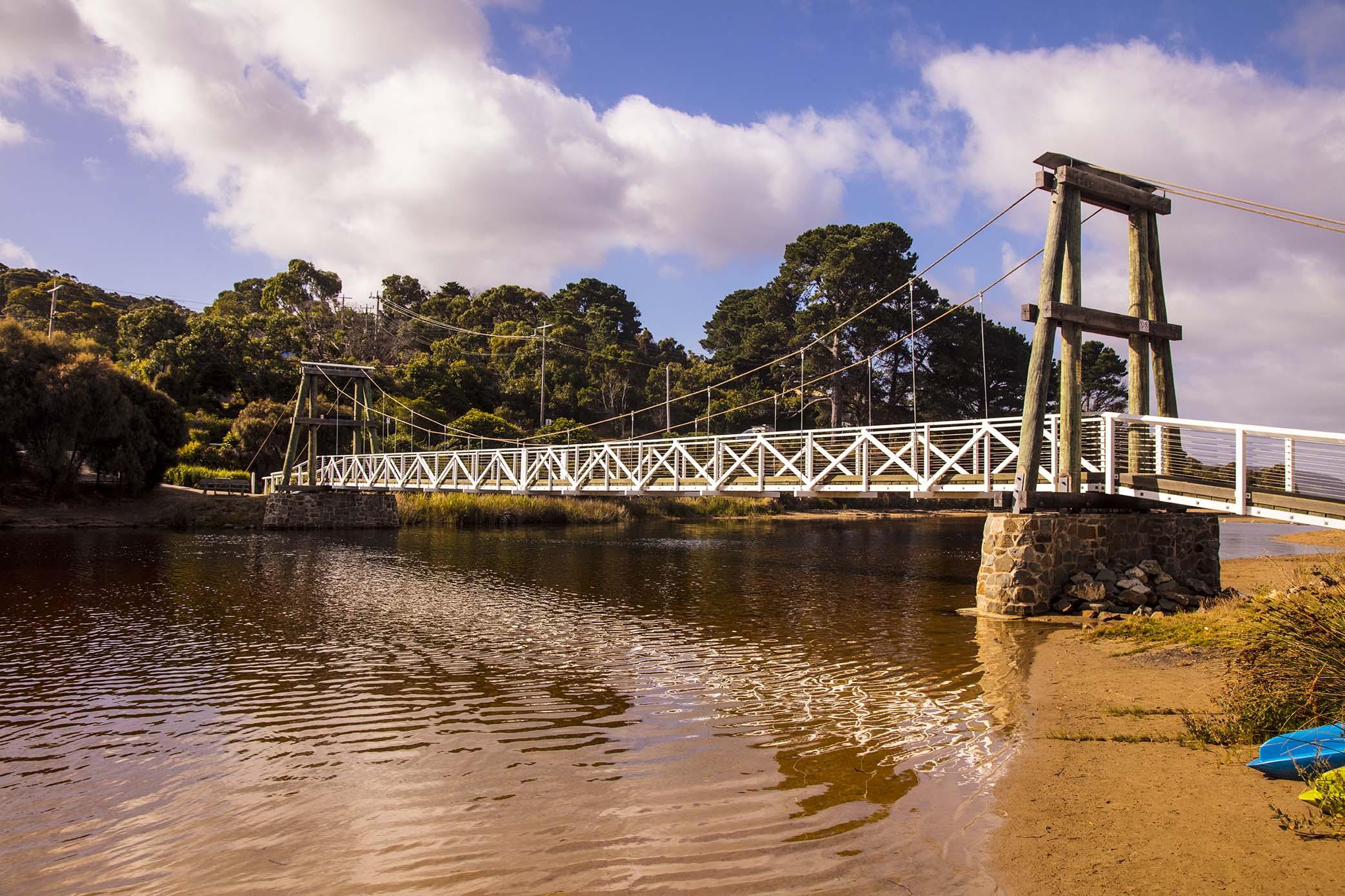 Bridge Over Muddied Water