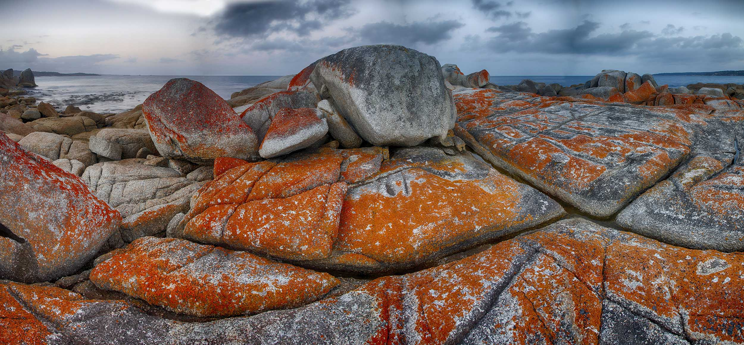 Red Rock Bay of Fires