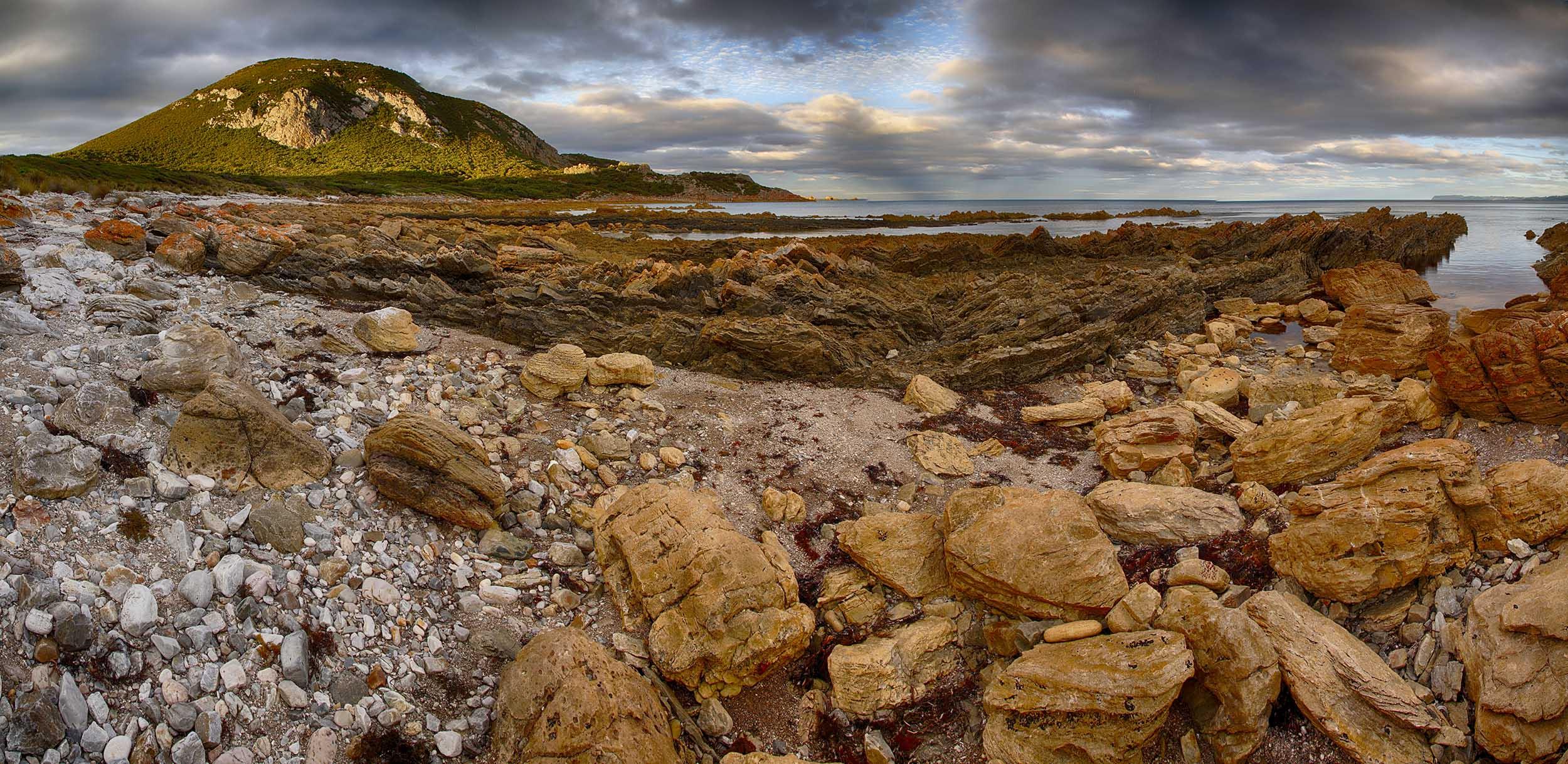 Rock on Tasmania