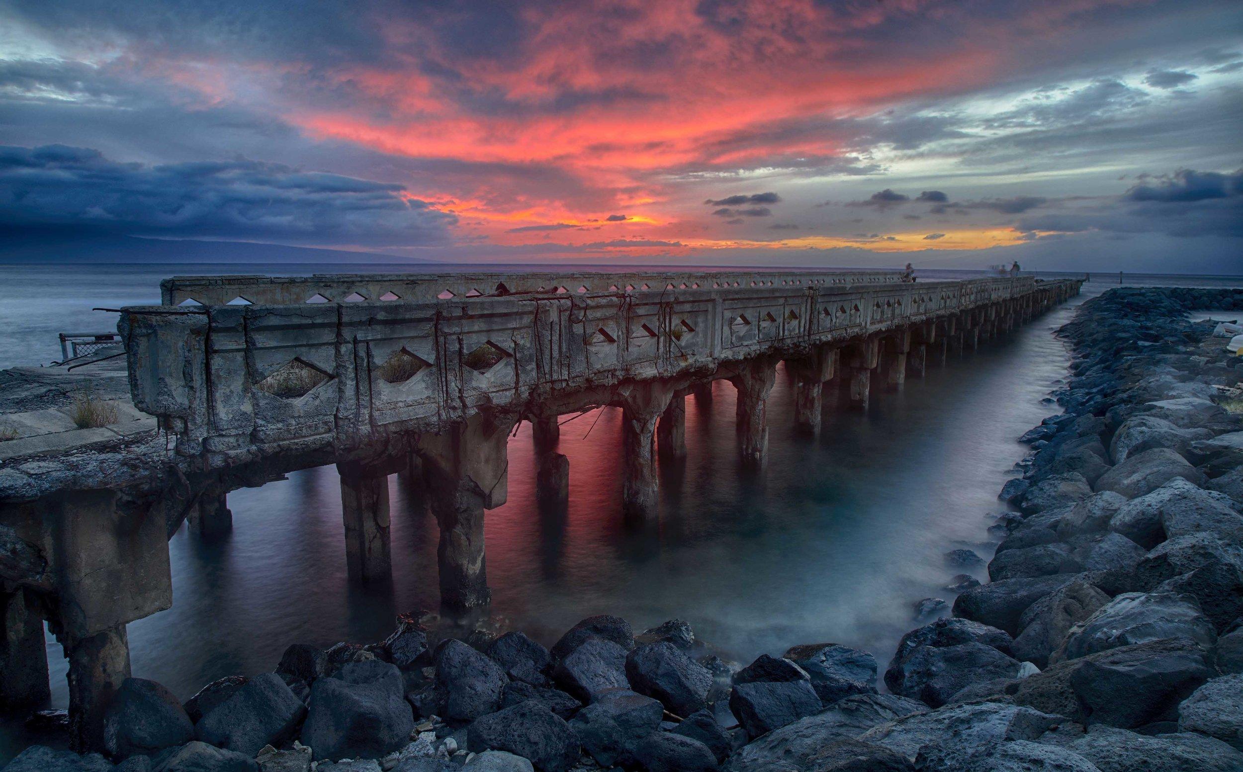 Maui Pier