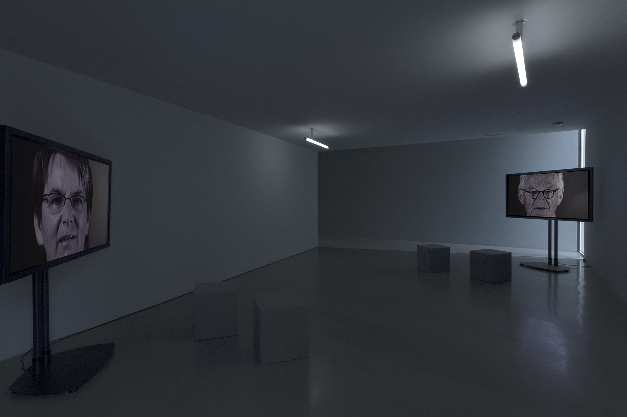 Ausstellungsansicht GfZK Galerie für Zeitgenössische Kunst | Museum of Contemporary Art Leipzig, 2016