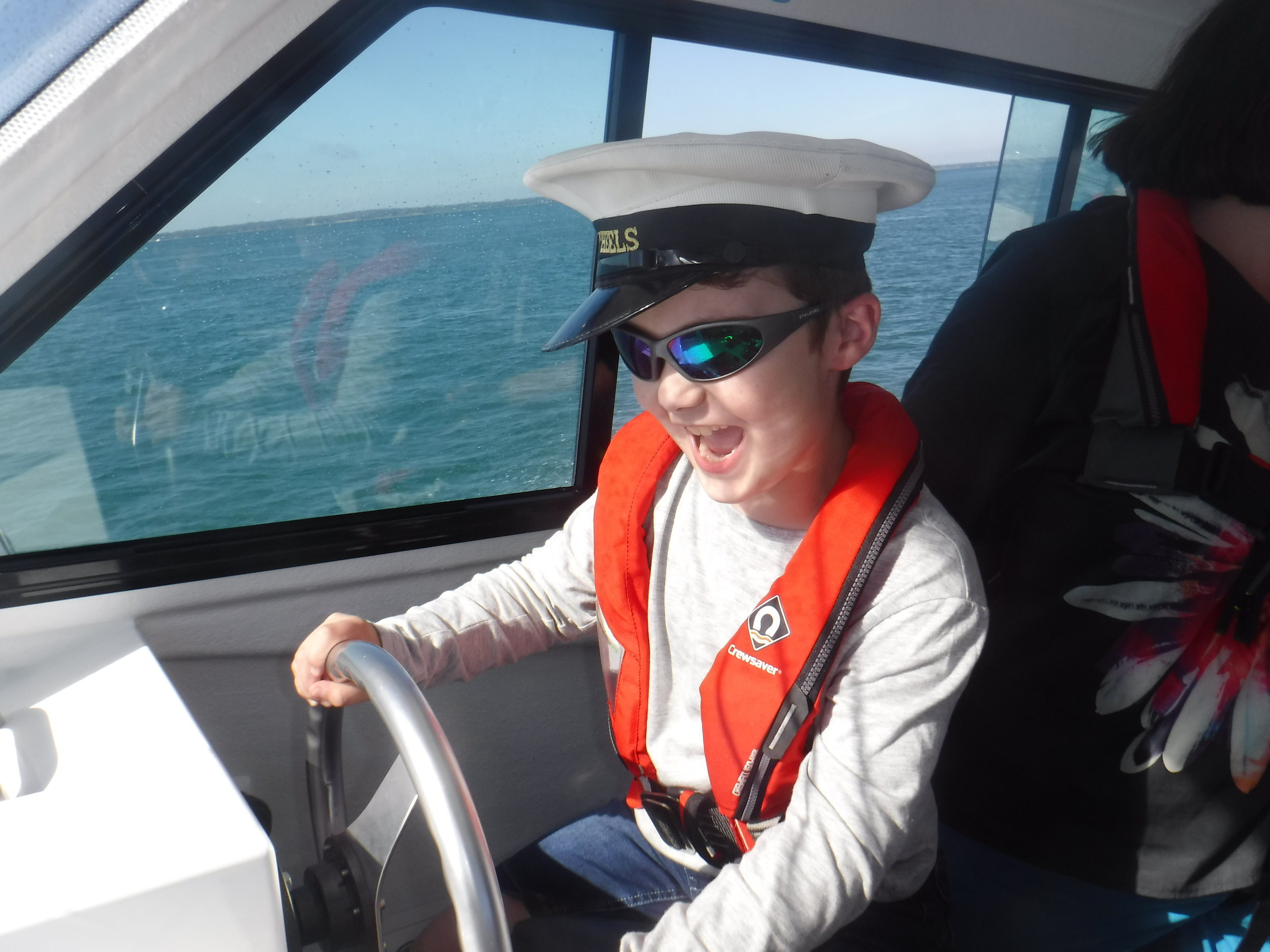 - Since her launch in 2011, Wetwheels Solent has taken in excess of 6,000 disabled people onto the water with their family and friends.With each day costing in excess of £500 to run 2 x 90-minute trips we couldn't do all that we do without the help of our generous supporters.For more information about how to support us, or how to get on the water yourself, please come and say hello to us at the festival – we're looking forward to meeting you!