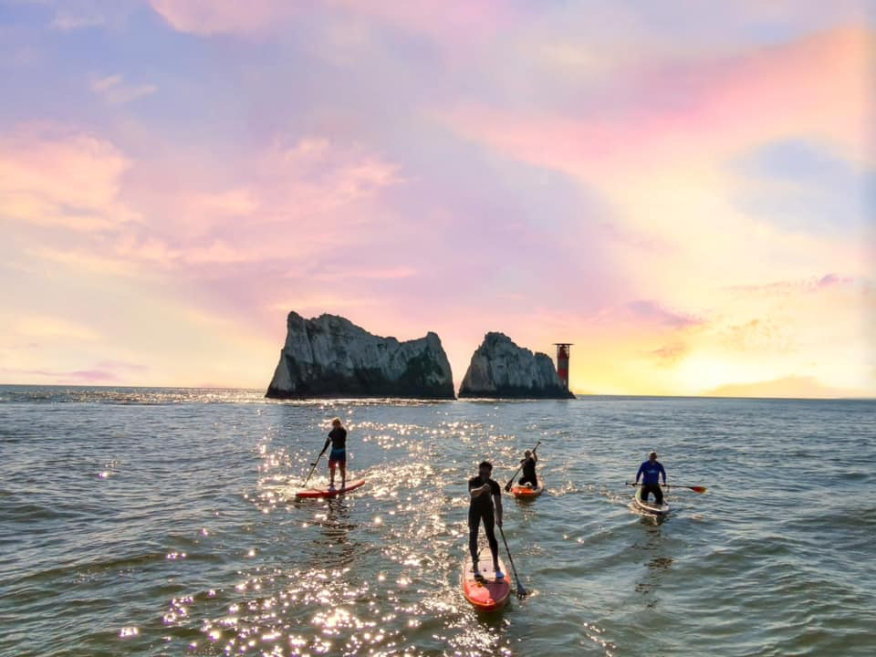 Stand-up Paddleboarding -