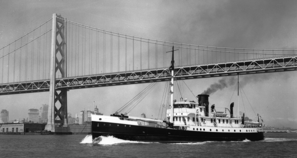 In San Francisco before 1951