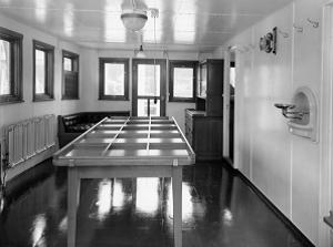 The Ward Room -- probably as originally built