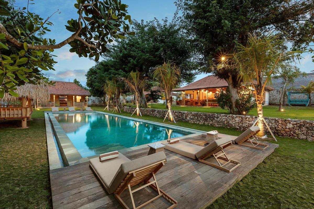 Villa Dedaren Exotik Villas Bali