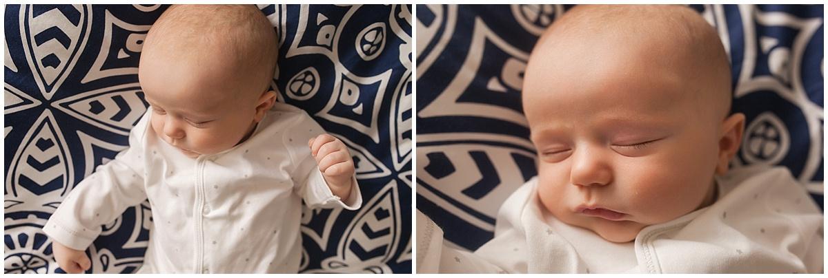 Neyssa Lee Photography, Snoqualmie Newborn Photographer, Seattle, sleeping baby boy