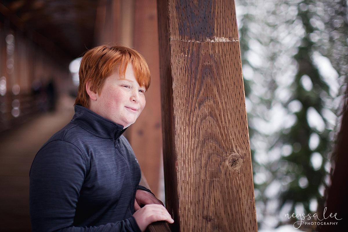 Neyssa Lee Photography, Snoqualmie Family Photographer, Family photos in the snow, Alpental