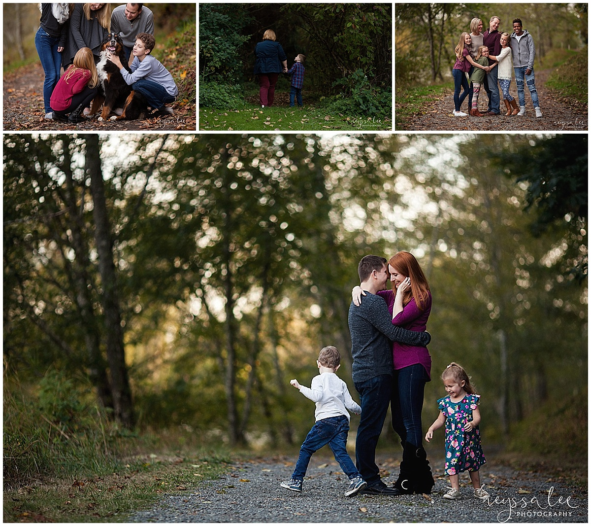 Favorite Locations for Fall Family Photos around Seattle, Neyssa Lee Photography, Snoqualmie Family Photographer,  Tolt McDonald Park, Leaves