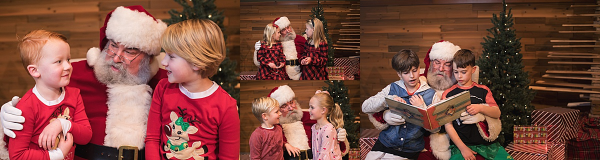 Neyssa Lee Photography, Snoqualmie Valley Santa, Santa Sessions for a cause, Year in Review, Snoqualmie family photographer