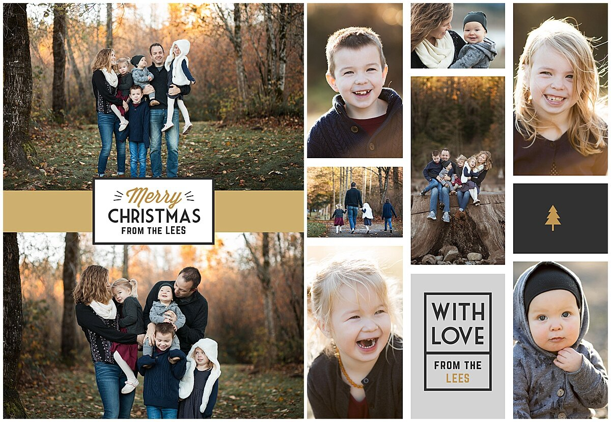 Order custom Holiday Cards for all of your friends and family.