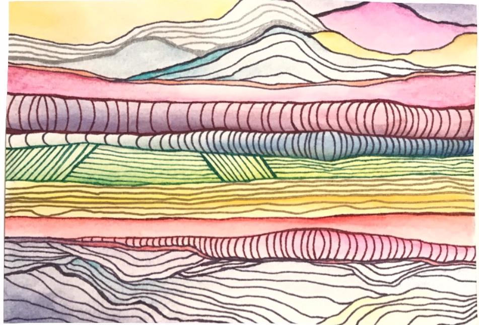 line sketch