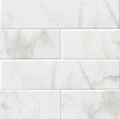 Ceramic Glossy Subway Tile
