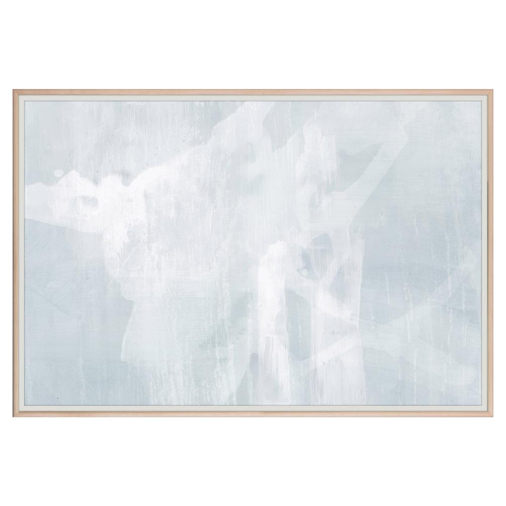 Catena Modern Abstract Blue Grey Painting