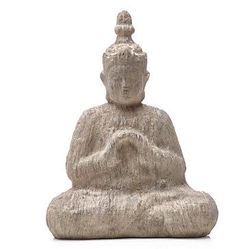 Faux Driftwood Buddha