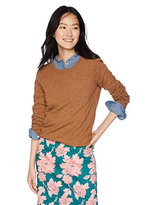 J. Crew Mercantile Women's Crewneck Sweater