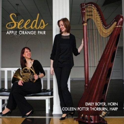 """""""Seeds"""" is available for purchase now!"""