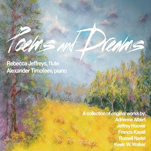 """""""Poems and Dreams"""" is available for purchase now!"""