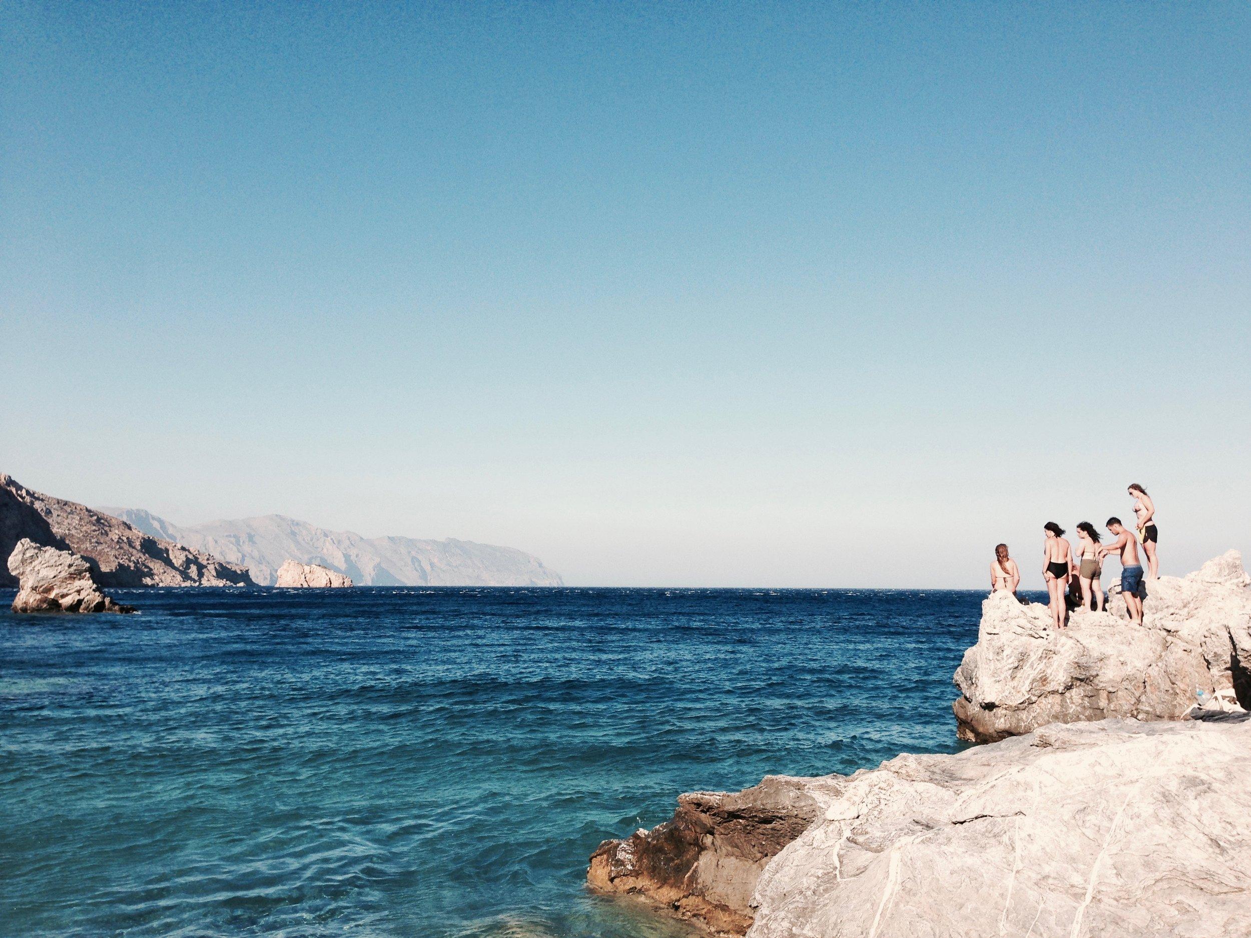 amorgos, greece