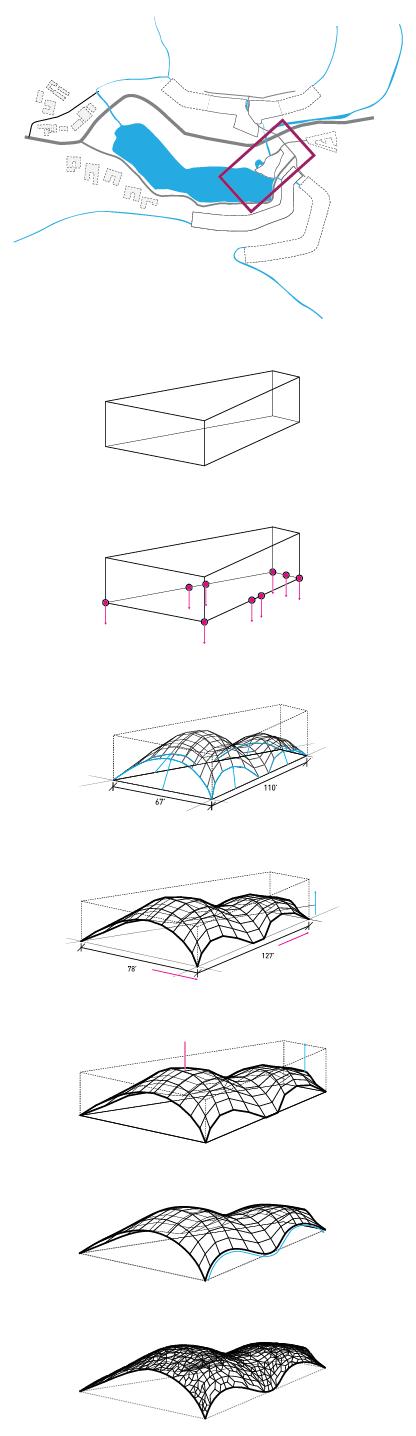 hypar mesh diagrams